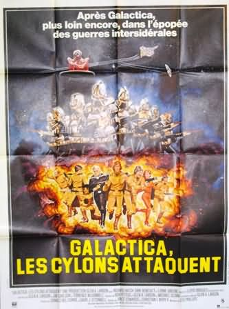 galactica les cylons attaquent