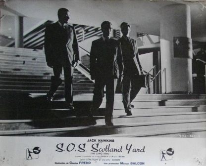 sos scotland yard